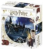 Prime 3D Redstring-Puzzle lenticular Harry Potter Hogwarts 500 Piezas (Efecto 3D)