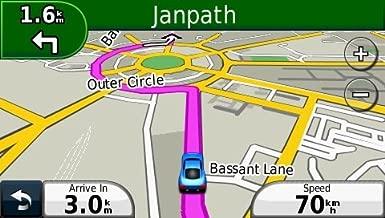 India GPS Map on SD Card (Garmin Compatible)