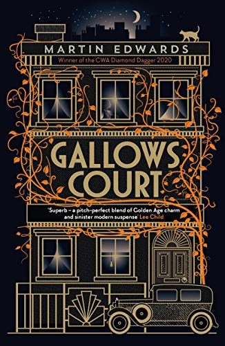 Gallows Court: a gripping historical murder mystery set in 1930s London by [Martin Edwards]