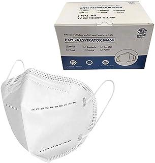 Sonnena, 10/30/50/100 Unidades Adultos Bufandas con Embalaje en Caja Elástico para Actividades al Aire Libre
