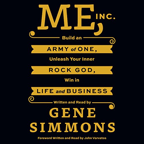 Me, Inc. audiobook cover art
