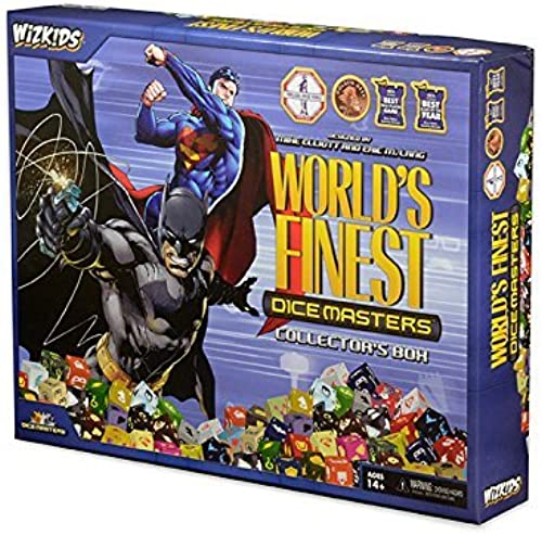 Dice Masters  World's Finest Collector's Box by Dice Masters  World's Finest