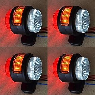 Suchergebnis Auf Für Seitenleuchten Vn Vision Seitenleuchten Leuchten Leuchtenteile Auto Motorrad