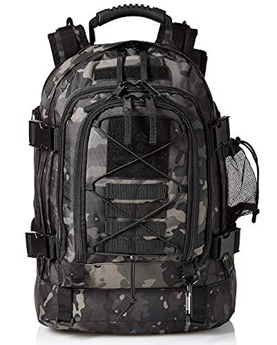 WolfWarriorX Backpack Military Backpacks for Men...