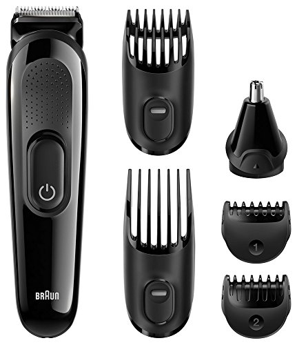 Brown Multi Gloomer 【Beard Trimmer / Nose Hair Cutter / Ear Hair Cutter】 MGK3020