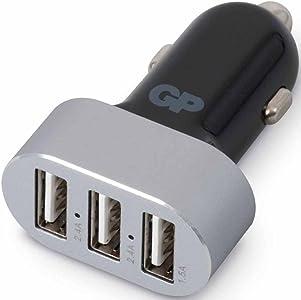 P amp G CC61 nbsp Auto Adattatore 3 nbsp X USB