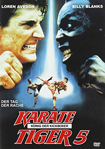 Karate Tiger 5 - König der Kickboxer - Limited Edition