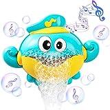 ZWOOS Juguete de Baño para Bebés - Juguete de Burbujas de