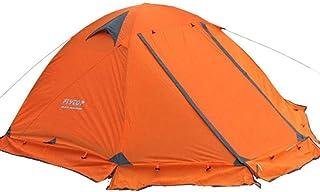 Comtes テント 3-4人用 ワンタッチテント アウトドア用 二重層 設営簡単 コンパクト 耐水圧3500mm 通気性に優れ 防風防水 ハイキング キャンプ 防災