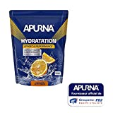 Lot de 2 Doypack Apurna boisson énergie Orange – 1,5kg