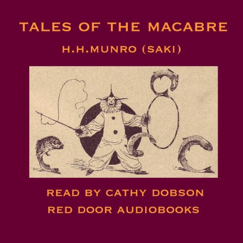 Tales of the Macabre audiobook cover art