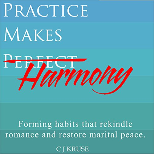 Practice Makes Harmony audiobook cover art