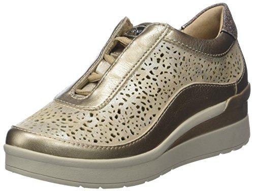 Stonefly Cream 2 bis Goat Lam, Zapatos con Plataforma Niñas