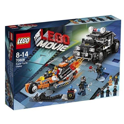 Lego The Movie - Persecución en la Supermoto (70808)