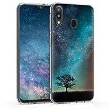 kwmobile Hülle kompatibel mit Samsung Galaxy M20 (2019) -