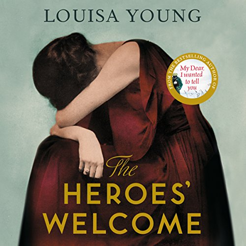 The Heroes' Welcome audiobook cover art