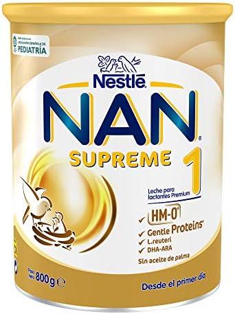 NAN Supreme 1 Leche de Inicio 800G