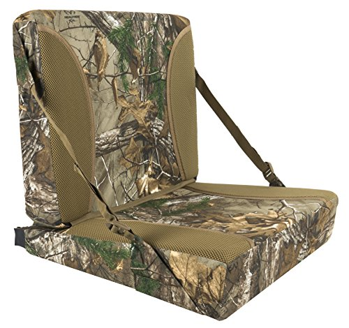 Northeast Products Therm-A-SEAT Supreme D-Wedge Self-Supporting Hunting Chair/Seat Cushion, Mossy Oak Infinity, Compact