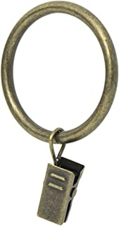 Best brass curtain rings Reviews