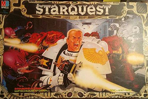 STARQUEST - Der entscheidende Kampf.
