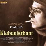 Klabund: Vocal Music