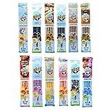 Milk Magic Fun & Challenge Sampler Pack | 12 different flavors | 4 Straws each flavor | Total 48 straws