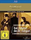 Bluray Klassiker Charts Platz 71: Das Cabinet des Dr. Caligari [Blu-ray]