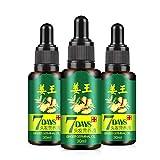 Ownest 3 Packs Hair Growth Ginger Essence Oil,Hair Loss and Hair Thinning Treatment,Hair