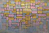 1art1 Piet Mondrian - Tableau No. 2 Komposition Nr. V XXL
