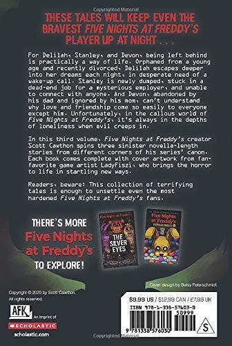 FAZBEAR FRIGHTS #3: 1:35AM: Five Nights at Freddies (Five Nights at Freddy's)