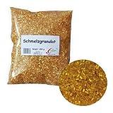 Creleo Schmelzgranulat - Schmelzolan 200g Gold
