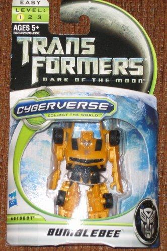 Transformers Dark of the Moon Action Figure - Bumblebee