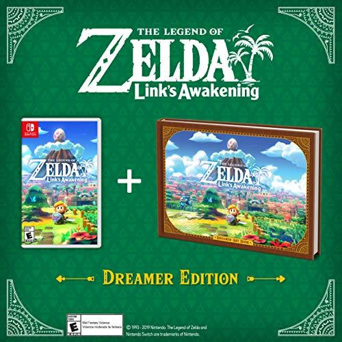 The Legend of Zelda: Link's Awakening: Dreamer Edition - Nintendo Switch