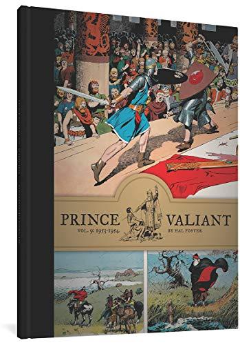 Prince Valiant, Volume 9: 1953-1954: 09