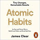 Atomic Habits - An Easy and Proven Way to Build Good Habits and Break Bad Ones - Format Téléchargement Audio - 17,62 €