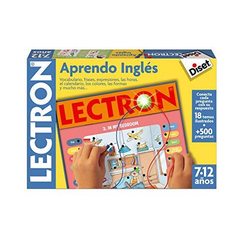 Diset - Lectron Aprendo Inglés (Diset 63857): Amazon.es: Juguetes ...