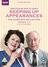 Keeping Up Appearances - The Complete Collection 2013  Region2 Requires a Multi Region Player