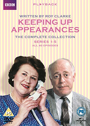 Keeping Up Appearances - The Complete Collection DVD [2013] [Region2] Requires a Multi Region Player