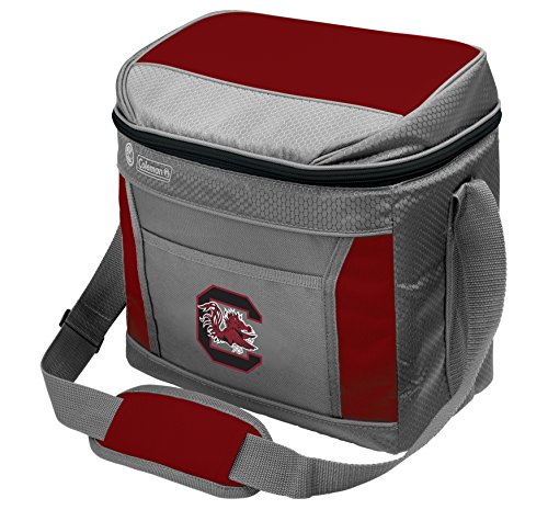 Coleman NCAA Soft-Sided Insulated Cooler Bag, 16-Can Capacity, University of South Carolina