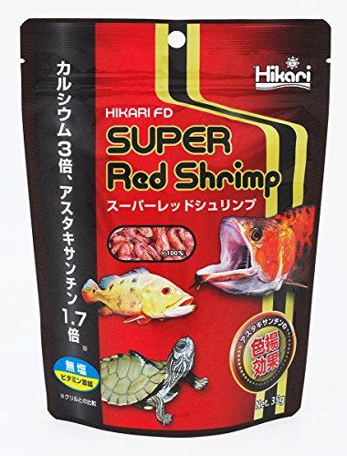 Hikari スーパーレッドシュリンプ 35gamazon参照画像