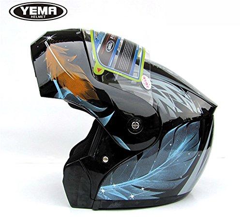 システムヘルメット フルフェイス ヘルメット フリップアップヘルメット バイクヘルメット 春 夏 秋 冬 PSC付き AN-150[商品10/L]