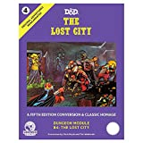 Original Adventures Reincarnated #4 - The Lost City