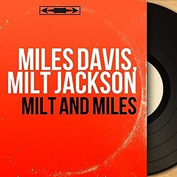Milt and Miles (Mono Version)