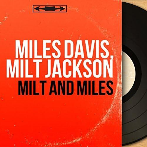 Miles Davis, Milt Jackson