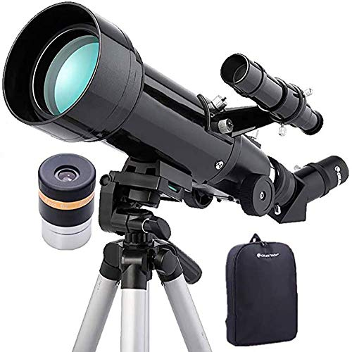 Great Features Of GDEVNSL Refractor Telescope, Beginners Telescope for Kids Adults Astronomy Withadj...