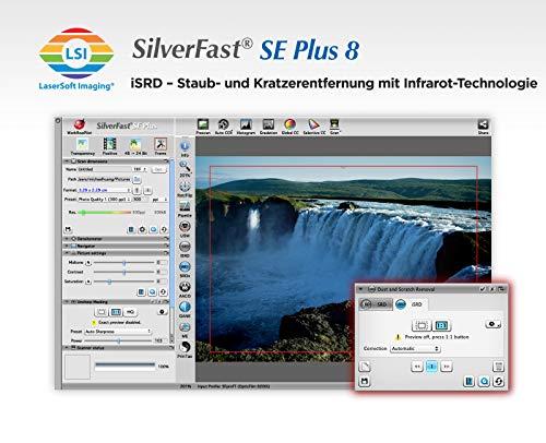 Plustek OpticFilm 8200i scanner pour dipositives et négatifs