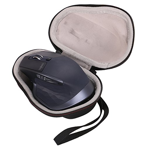 LTGEM EVA Custodia rigida per Logitech MX Master/MX Master 2S Mouse Wireless, Bluetooth e Unifying, Nero