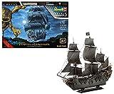 Revell Marquets Pirates of The Caribbean Dead Men Tell No Tales, Kit Modello, Escala 1:72 edición Limitada (5699) (05699)