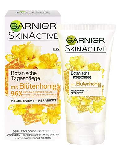 Garnier SkinActive Botanische Tagespflege mit Blütenhonig 50 ml Tagescreme