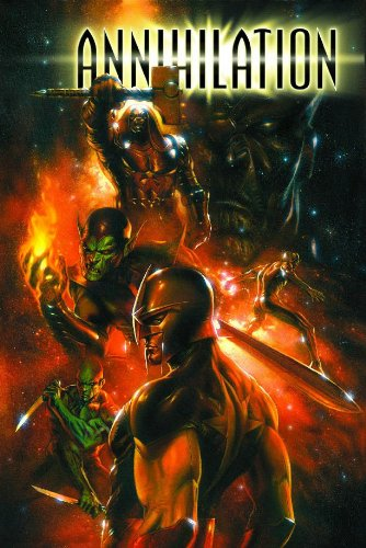 Annihilation, Book 1 (Marvel Comics) (Bk. 1)